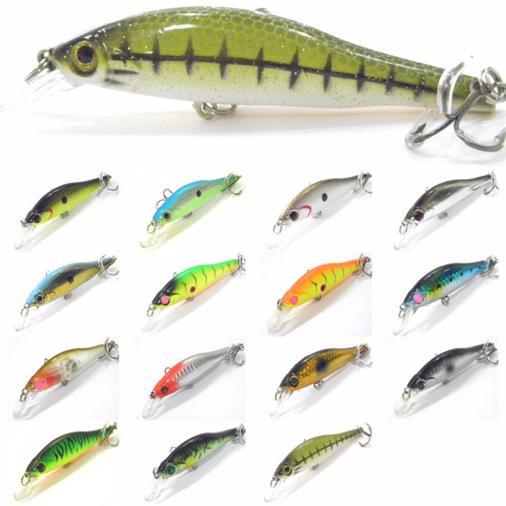 Shallow Water Minnow Jerkbait BSS431