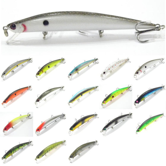 Shallow Diving Minnow Jerkbait BSS616