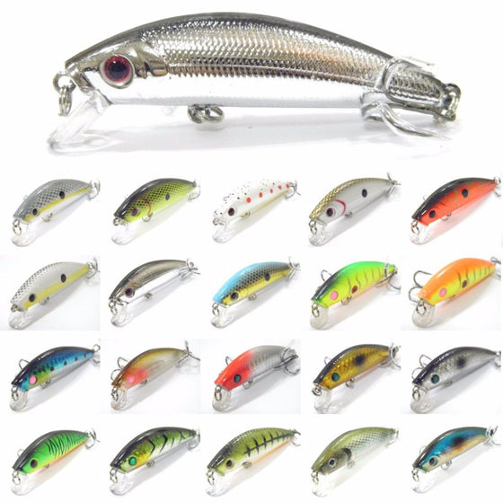 Shallow Water Minnow Jerkbait BSS219