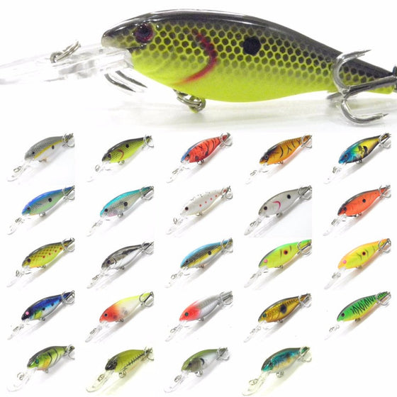 Medium Diving Crankbait BSS187