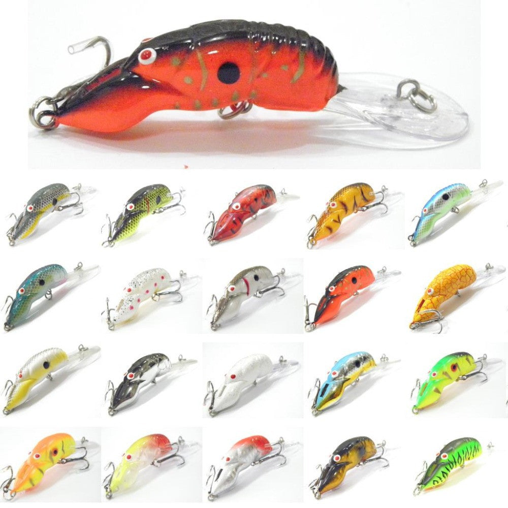 Deep Water Wobble Crankbait BSS569