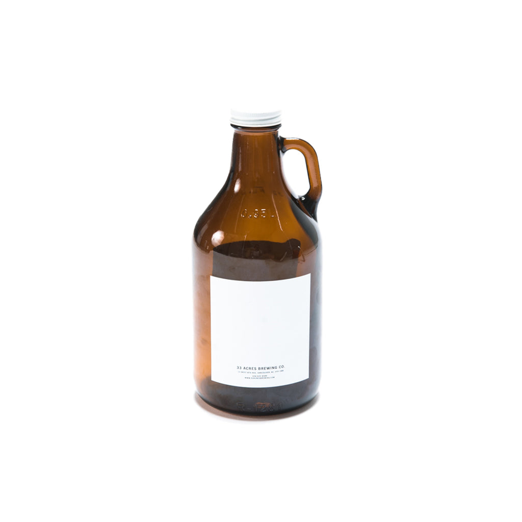 Glass Growler - 32oz