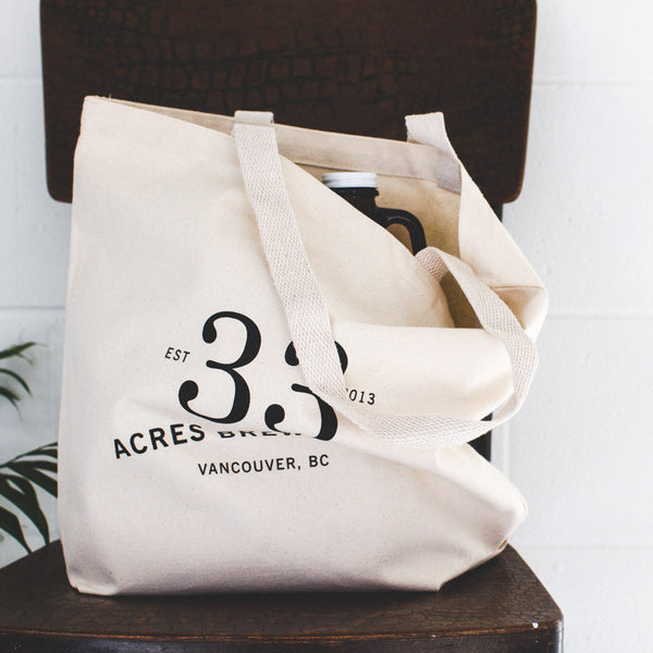 Two Growler Tote Bag