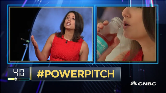 All Beauty Founder Camille Varlet pitches on CNBC