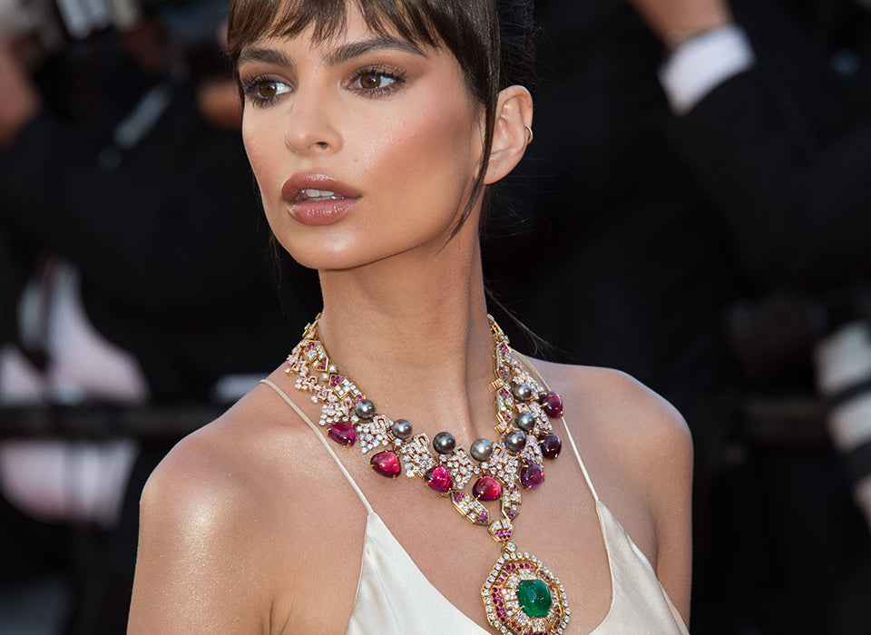Mandatory Credit: Photo by Paul Smith/Featureflash/Silv/REX/Shutterstock (8823458br) Emily Ratajkowski 'Ismael's Ghosts' premiere and opening ceremony, 70th Cannes Film Festival, France - 17 May 2017