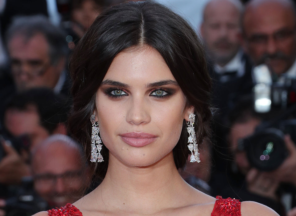 Mandatory Credit: Photo by Matt Baron/BEI/Shutterstock (8823020hy) Sara Sampaio 'Ismael's Ghosts' premiere and opening ceremony, 70th Cannes Film Festival, France - 17 May 2017