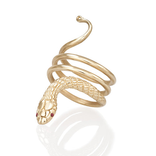 Gold_Cleopatra_Snake_Ring_with_Ruby_Eyes