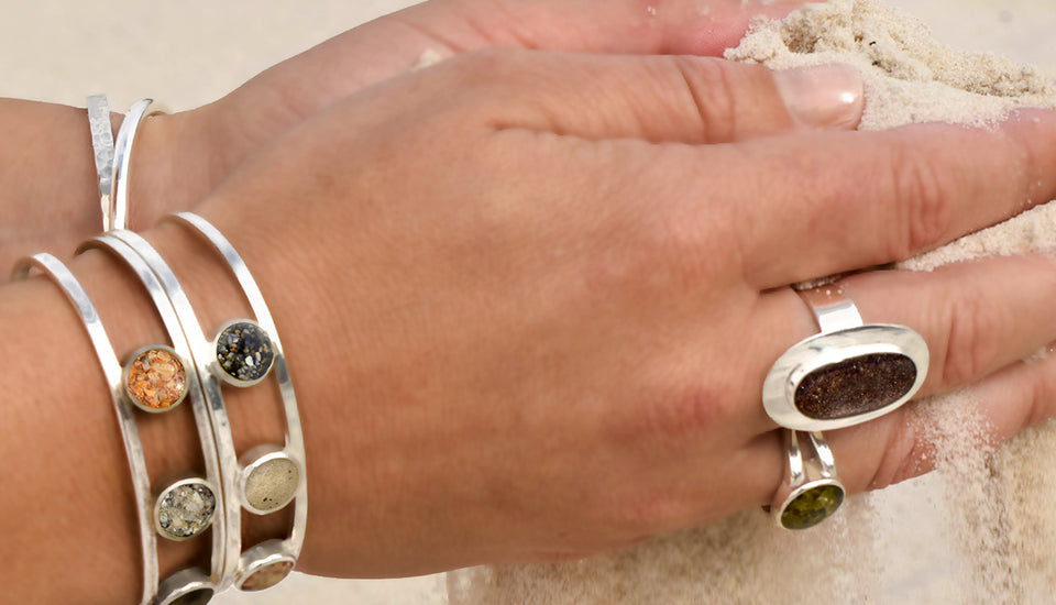 WEAR A PIECE OF YOUR FAVOURITE BEACH WITH DUNE JEWELRY 4