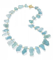Tahiti Beach Bib Necklace