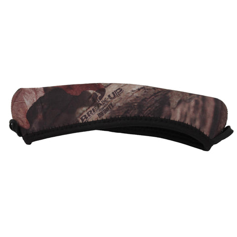 Neoprene Scope Cover - Black-Mossy Oak Breakup Infinity, Small, Scopes up to 10""