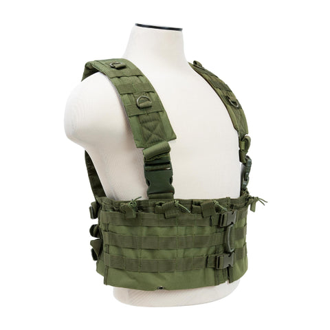 AR Chest Rig - Green