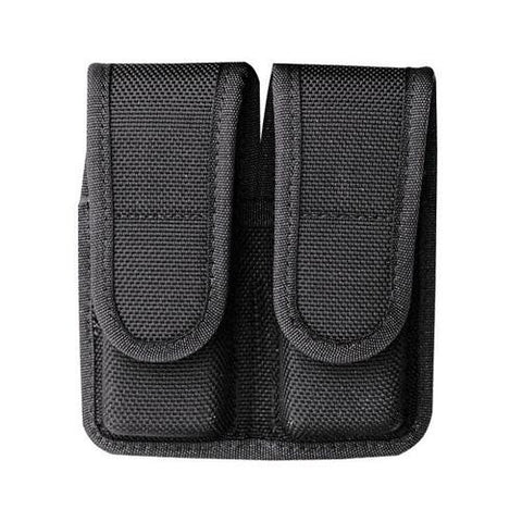 7302HS AccuMold Double Magazine Pouch, Snap - Size 4