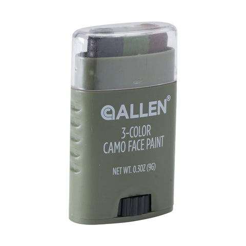 Camo Face Paint Stick 3-Color