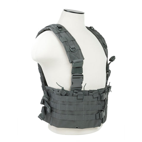 AR Chest Rig - Urban Gray