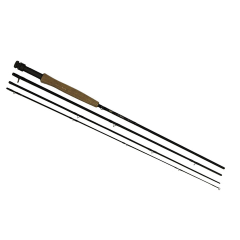 "HMG Fly Rod - 8'6""  Length, 4 Piece Rod, 5wt Line Rating, Fky Power, Medium-Fast Action"