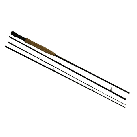 HMG Fly Rod - 9'  Length, 4 Piece Rod, 6wt Line Rating, Fky Power, Medium-Fast Action