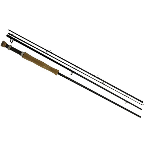 AETOS Fly Rod - 9' Length, 4 Piece Rod, 8wt Line Rating, Fly Power, Fast Action