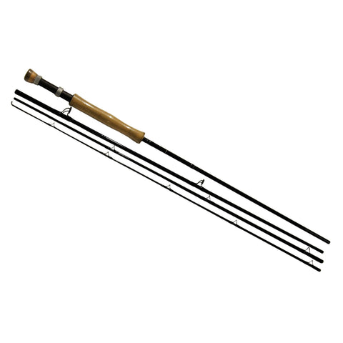 "AETOS Fly Rod - 9'6"" Length, 4 Piece Rod, 8wt Line Rating, Fly Power, Fast Action"