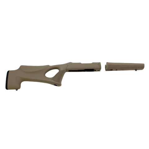 10-22 Takedown Standard Barrel Rubber OverMolded Stock - Flat Dark Earth