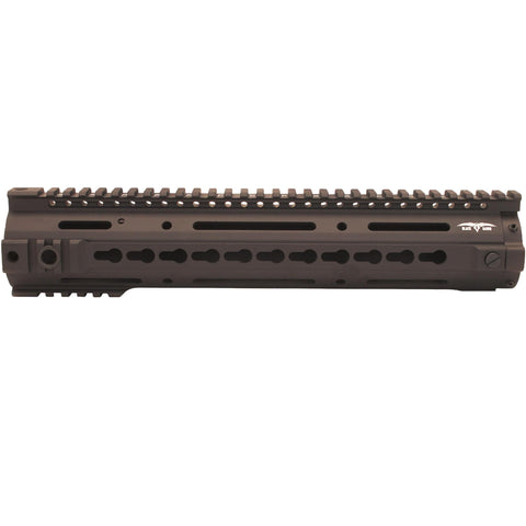 "12"" BD10 KeyMod Rail - Black, (Compatible with BDR-10 Only)"