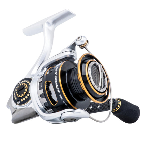 "Revo Premier Spinning Reel - 30, 6.2:1 Gear Ratio, 12 Bearings, 35"" Retrieve Rate 11lb Max Drag, Ambidextrous"