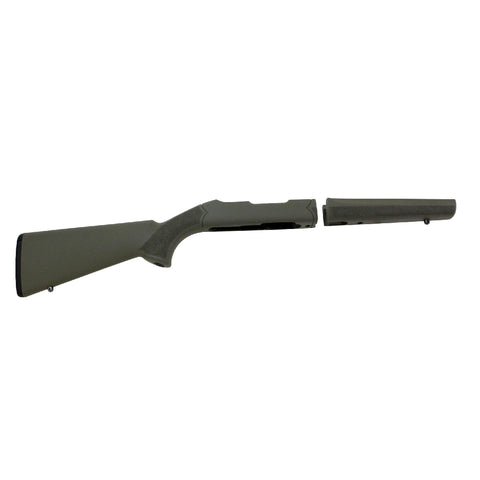10-22 Overmolded Stock - Takedown, .920 Barrel, Olive Drab Green