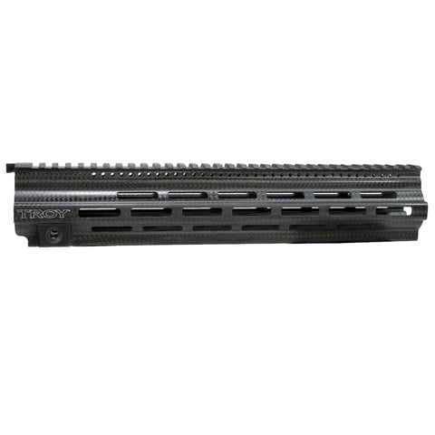 "13"" HK416 Rail, Carbon Fiber, Black"