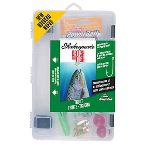 Catch More Fishing Combo - Trout Kit