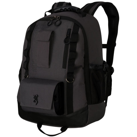 Range Pro - Backpack, Charcoal
