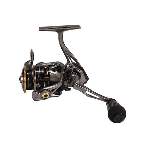 Custom Pro Speed Spin Spinning Reels - 5.2:1 Gear Ratio, 12 Bearings, 8 lb Max Drag, Ambidextrous