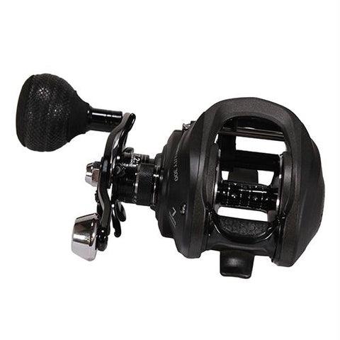 Super Duty 300 Baitcasting Reel - 7.2:1 Gear Ratio, 7 Bearings, 24 lbMax Drag, Left Hand