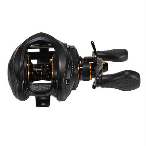 Tournament Pro LFS Baitcasting Reel - 8.3:1 Gear Ratio, 11 Bearings, 20 lb Max Drag, Right Hand