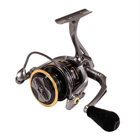 Custom Pro Speed Spin Spinning Reels - 6.2:1 Gear Ratio, 12 Bearings, 22 lb Max Drag, Ambidextrous