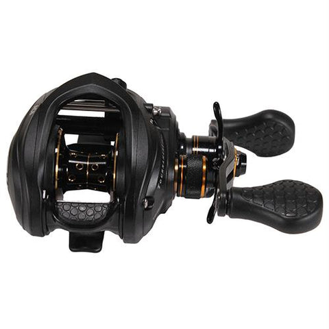 Tournament Pro LFS Baitcasting Reel - 7.5:1 Gear Ratio, 11 Bearings, 20 lb Max Drag, Right Hand