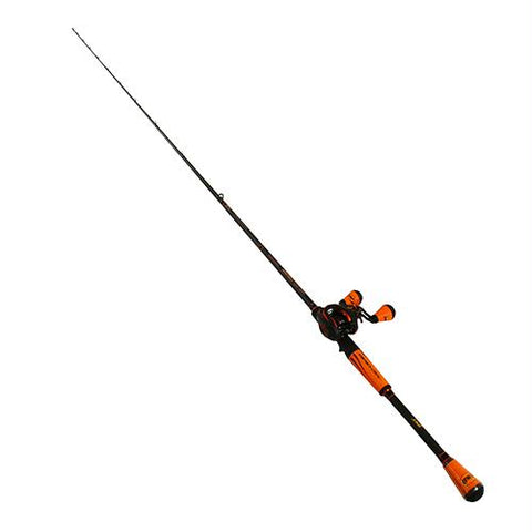 "Mach Crush SLP Baitcast Combo - 7.5:1 Gear Ratio, 30"" Retrieve Rate, 7'3"" Length, Heavy Power, Right Hand"