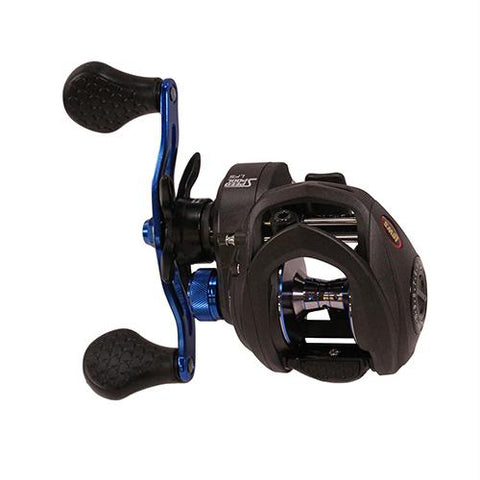 Speed Spool Inshore LFS Baitcasting Reel - 7.5:1 Gear Ratio, 6BB+1RB Bearings, 20 Max Drag, Left Hand