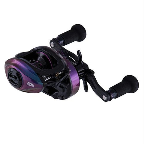 "Revo IKE Low Profile Casting Reel - 8.0:1 Gear Ratio, 11 Bearings, 33"" Retrieve Rate, Left Hand"