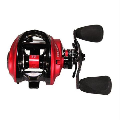 "Revo Rocket Low Profile Casting Reel - 10.1:1 Gear Ratio, 11 Bearings, 41"" Retrieve Rate, Right Hand"