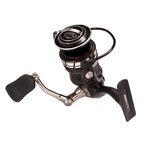 "Elite Max Spinning Reel - 20 Reel Size, 6.2:1 Gear Ratio, 7 Bearings, 31.30"" Retrieve Rate, Ambidextrous"