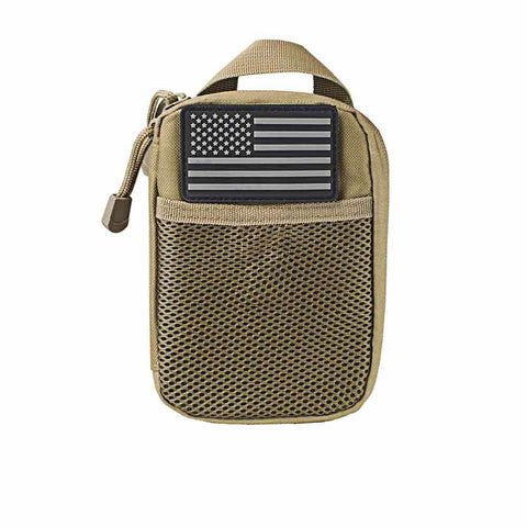 Vism By Ncstar� Utility Pouch- Tan