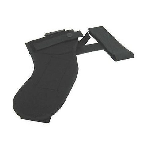 Sidekick Ankle Holster Cordura Nylon Black - Size 10, Right Hand