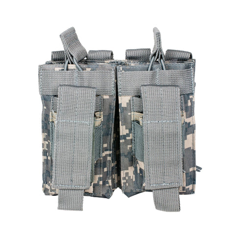 AR Double Mag Pouch - Digital Camo