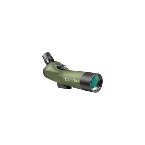 Blackhawk Spotting Scope - 18-36x50 Water Proof, Angled, Green Lens