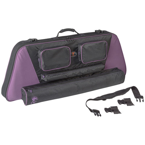 30-06 Slinger Diva Bowcase System Purple 41 in.