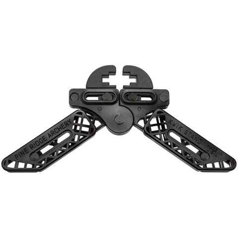 Pine Ridge Kwik Stand Bow Support Black
