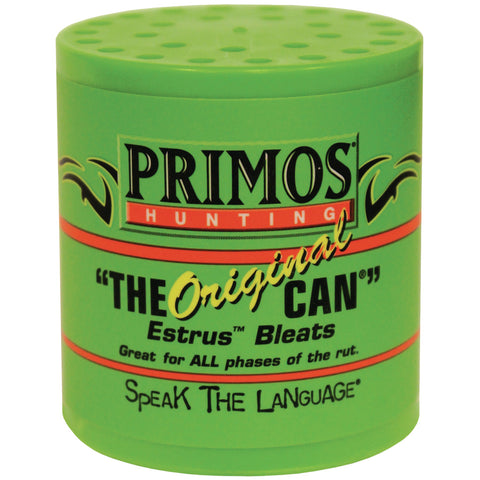 Primos The Can Original Call Estrus Bleet