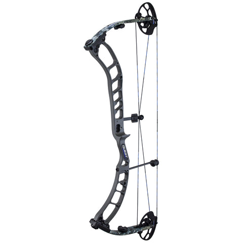 Quest Thrive Bow  Grey- Elevate II 26-31 in. 70 Lb. RH