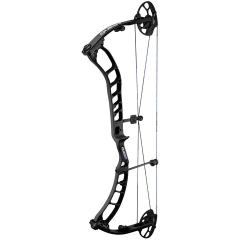 Quest Thrive Bow  Black 26-31 in. 60 lb. RH