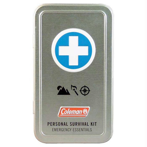 Coleman Personal 1st Aid Tin