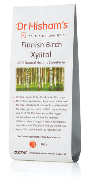 Birch Xylitol: the magic all natural sweetener. How good is it for you?